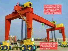 云南西双版纳龙门吊出租厂家 ME100+100轮胎吊发往广西