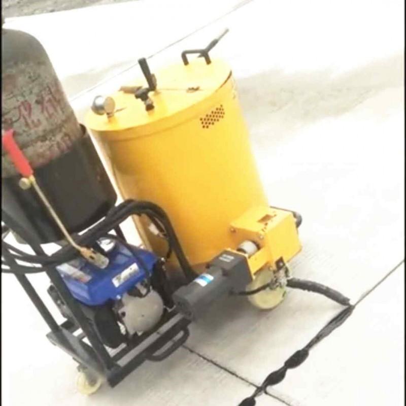 混凝土路面灌缝车手推式小型填缝机现货直发