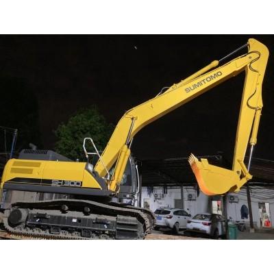 厂家 特殊臂HITACHI/日立1200改装35米