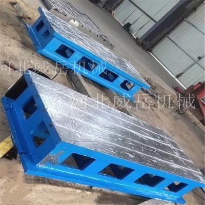 天津铸铁平台平板 铸铁平板匠心做工