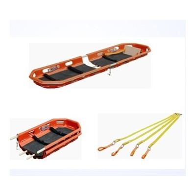 居思安救生器材 可折叠船型篮式救援担架CXJ-B