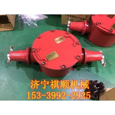 煤矿隔爆高压电缆接线盒 BHG1-400/10铠装高压接线盒