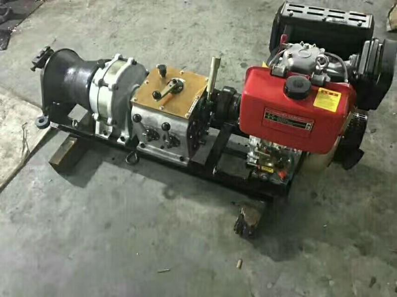 风冷绞磨机报价及厂家 风冷绞磨机规格型号