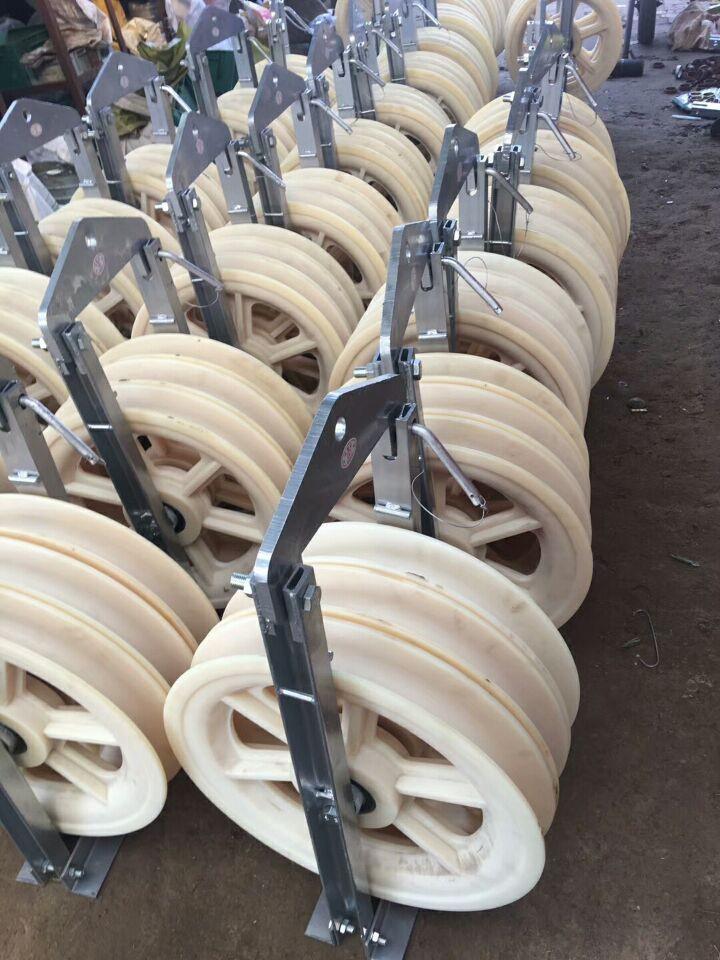 放线滑车销售商家 便宜放线滑轮品牌