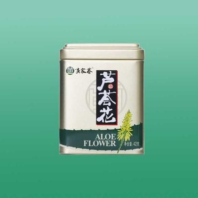 黄家荟芦荟干花茶