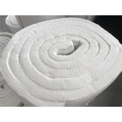 硅酸铝陶瓷纤维毯 电厂用陶瓷纤维毯