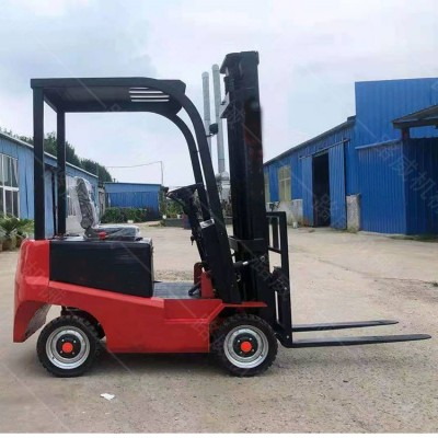 销售2吨电动叉车 电动堆高车电动堆垛车 1吨两吨电动叉车