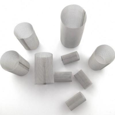 生产60目圆柱体过滤网筒苏州厂家