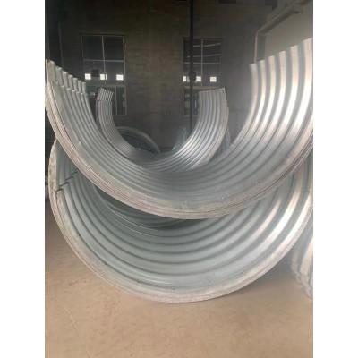 钢波纹管 求购钢波纹涵管 镀锌金属波纹管厂家直供
