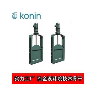 插板阀 电动 气动 手动插板阀 大口径挡板门