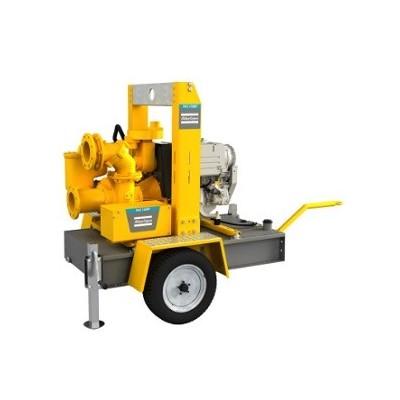 污水处理专用排水泵阿特拉斯PAS泵车
