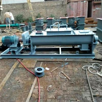 粉尘加湿机专业制造辽阳双轴粉尘加湿机规格型号