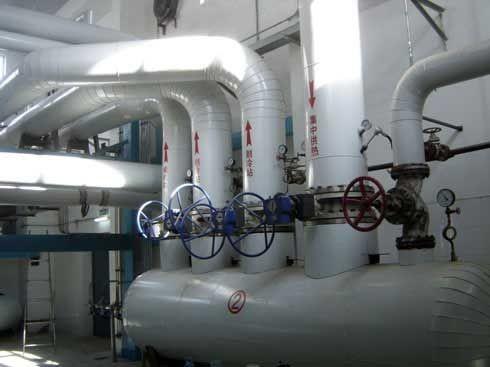 彩钢板硅酸盐保温设备暖水管道保温工程承包