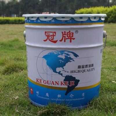 重庆科冠水性氟碳漆厂家直供
