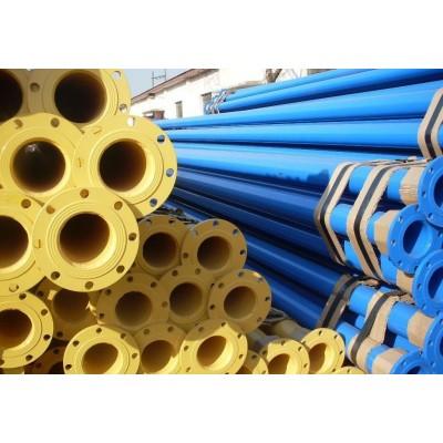 涂塑防腐钢管厂家大口径涂塑钢管价格涂塑复合钢管图片