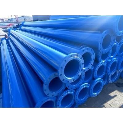 涂塑钢管加工沧州万荣大口径涂塑螺旋钢管专业生产厂家