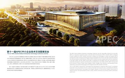 2021第十一届APEC中小企业技术交流暨展览会