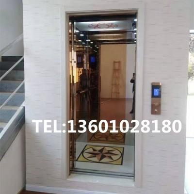 北京平谷家用电梯别墅电梯尺寸定制