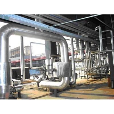 排烟管道保温施工队不锈钢设备防腐保温工程