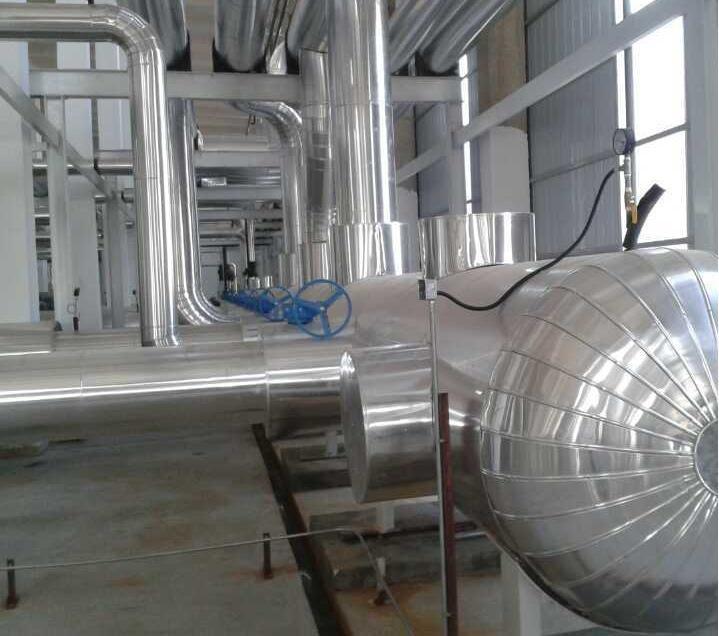 蒸压釜铁皮保温工程泵房设备硅酸盐保温施工