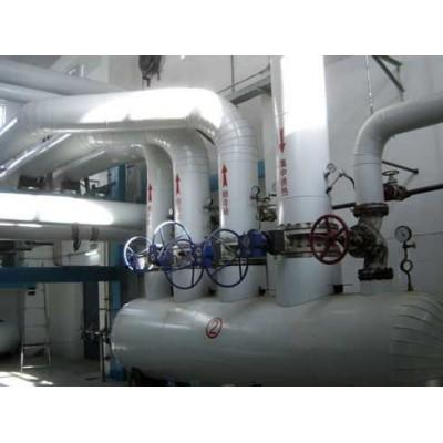 蒸汽管道保温工程设备不锈钢铁皮保温施工单位