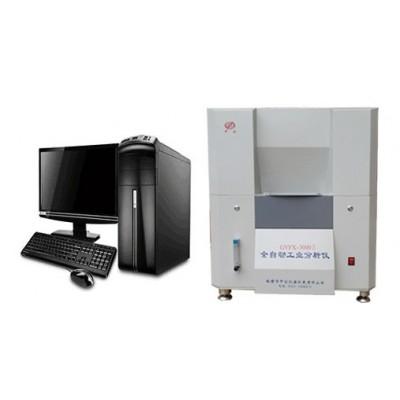 全自动工业分析仪、实验室煤炭全自动工业分析仪