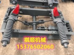 QZC6矿用气动阻车器生产 铸造600轨距阻车器