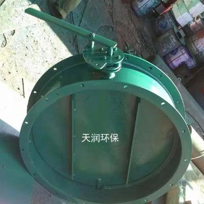 通风蝶阀规格型号上海电动百叶蝶阀加工定制