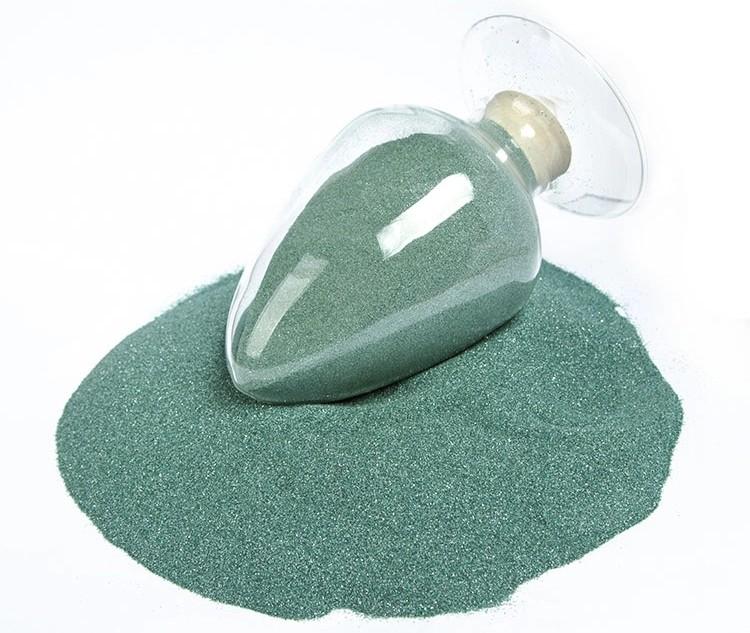 绿晶硅砂磨料W28W25W20W18