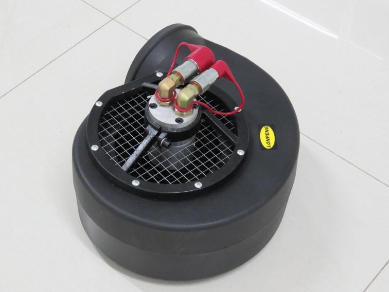 山东龙鹏供应 液压排风扇  VF80