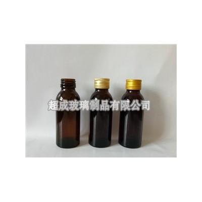 超成加工定制100ml棕色口服液瓶量大优惠