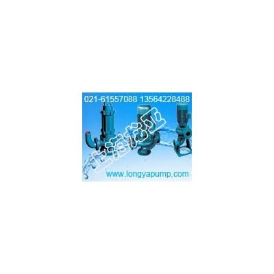 供应100QW80-20-7.5自耦式泥水潜污泵