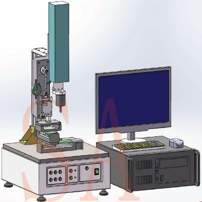 弹簧探针荷重位移阻抗试验机