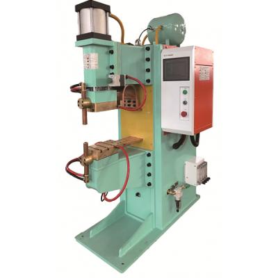 江苏中频逆变式点凸焊机 中频铝板点焊机 豪精焊接点焊机生产商