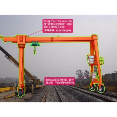 贵州遵义龙门吊出租厂家180吨龙门吊五大注意事项