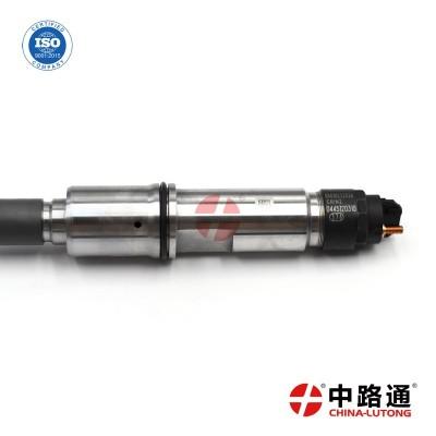 一汽锡柴6DM2喷油器0 445 120 059