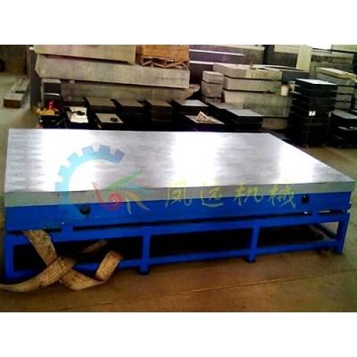 厂家供应铸铁检验测量工作台 检验平台