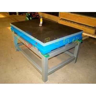 厂家供应铸铁钳工划线平台平板