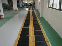 环保防静电脚垫,灰色无味防静电台垫,工业缓解疲劳垫