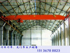 广西北海行车行吊厂家LDA型3吨行车介绍
