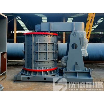 沈德机械尾矿制砂机提高资源利用率