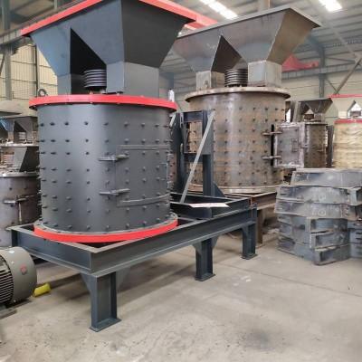 金矿石板锤制砂机性能稳定应用广泛