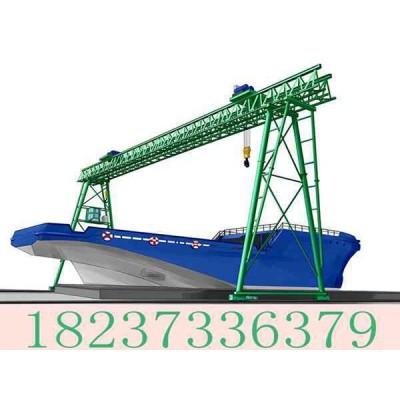 黑龙江哈尔滨龙门吊出租厂家200t造船门机结构