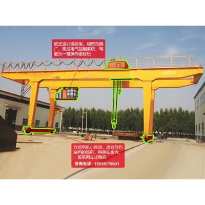 山东胶州5吨9米高龙门吊租赁厂家增加使用时间