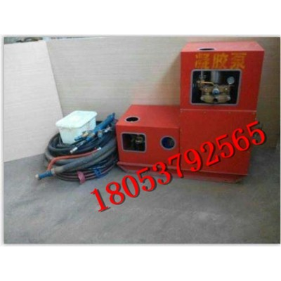 NJB系列矿用凝胶泵厂家批量生产供应价格低