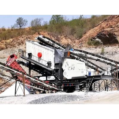 多功能移动碎石机应用广泛厂家直供