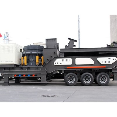 移动破碎机安装过载保护装置的优势浅析