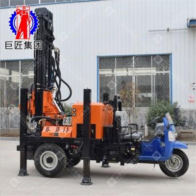 【山东巨匠】厂商直供CJC-200车载式气动水井钻机
