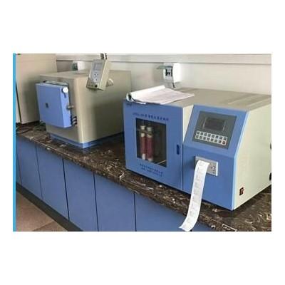 高精度木材燃点分析仪 测试植物燃烧值的仪器