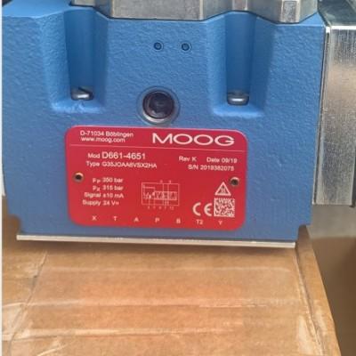厦门供应 全新原装 MOOG产品 D661-4651